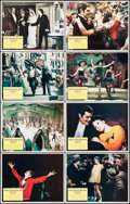 """Movie Posters:Musical, Funny Girl & Other Lot (Columbia, R-1972). Lobby Card Set of 8 (11"""" X 14"""") and Mini Lobby Card Set of 8 (8"""" X 10""""). Musical.... (Total: 16 Items)"""