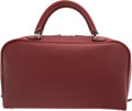 Luxury Accessories:Bags, Hermes 36cm Rouge H Chamonix Leather Sac Envi Bag with PalladiumHardware. L Square, 2008. Very Good to ExcellentCond...