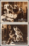 """Movie Posters:War, Over the Top (Vitagraph, 1918). Lobby Cards (2) (11"""" X 14""""). War..... (Total: 2 Items)"""