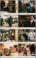 "Movie Posters:Fantasy, Labyrinth (Tri-Star, 1986). Mini Lobby Card Set of 8 (8"" X 10"").Fantasy.. ... (Total: 8 Items)"