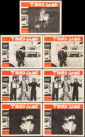 "Movie Posters:Exploitation, T-Bird Gang (Filmgroup, 1959). Lobby Cards (7) (11"" X 14""). Exploitation.. ... (Total: 7 Items)"
