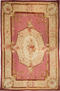 Rugs & Textiles:Carpets, A Palace-Size Napoleon III Aubusson Carpet, second Half 19thcentury. 21 feet 4 in. long x 13 feet 7 in. wide. ...