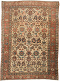 Rugs & Textiles:Carpets, A Karadja Carpet, Northwest Persia, circa 1900. 12 feet 10-1/2 in.long x 9 feet 10 in. wide. ...