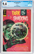 Bronze Age (1970-1979):Horror, Dark Shadows #25 File Copy (Gold Key, 1974) CGC NM 9.4 Off-white towhite pages....