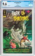 Bronze Age (1970-1979):Horror, Dark Shadows #28 File Copy (Gold Key, 1974) CGC NM+ 9.6 Off-whiteto white pages....