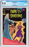 Bronze Age (1970-1979):Horror, Dark Shadows #31 File Copy (Gold Key, 1975) CGC NM 9.4 Off-white towhite pages....