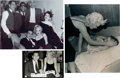 Movie/TV Memorabilia:Photos, A Marilyn Monroe Group of Reprinted Black and White Photographs,Circa 1954, 2000s....