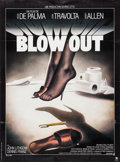 "Movie Posters:Mystery, Blow Out (Filmways, 1982). French Grande (46"" X 62""). Mystery.. ..."