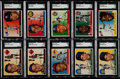 Baseball Cards:Lots, 1955 Topps Baseball Collection (65). ...