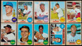 Baseball Cards:Lots, 1968 Topps Baseball Card Shoe Box Collection (700). ...