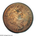 """Patterns: , 1859 P50C Half Dollar, Judd-240, Pollock-296, R.5, PR65 Red andBrown PCGS. The famous and popular """"French Head"""" design (al..."""
