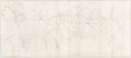 Fine Art - Work on Paper:Print, After Andrew B. Gray (American, 19th Century). Map Of That Portion Of The Boundary Between The United States and Mexico. F... (Total: 2 Items)