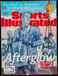 Autographs:Others, Theo Epstein Signed Sports Illustrated Magazine - Chicago Cubs Cover....