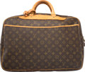 "Luxury Accessories:Bags, Louis Vuitton Classic Monogram Canvas Alize 45 Bag. Very GoodCondition. 18"" Width x 12"" Height x 7"" Depth. ..."