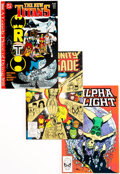 Modern Age (1980-Present):Miscellaneous, Modern Age Comics Long Box Group (Various Publishers, 1980s-2000s) Condition: Average VF....