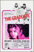 """Movie Posters:Comedy, The Graduate (United Artists, R-1970s). International One Sheet (27"""" X 41""""). Comedy.. ..."""