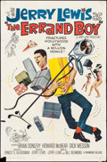 "Movie Posters:Comedy, The Errand Boy (Paramount, 1961). One Sheet (27"" X 41""). Comedy.. ..."