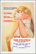 "Movie Posters:Adult, The Felines & Other Lot (Memory Films, 1976). One Sheets (2) (27"" X 41""). Adult.. ... (Total: 2 Items)"