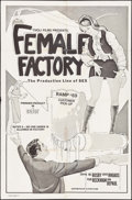 "Movie Posters:Adult, Female Factory & Other Lot (Clover Films, 1970). One Sheets (2) (27"" X 41""). Comedy.. ... (Total: 2 Items)"