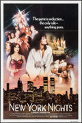 "Movie Posters:Sexploitation, New York Nights & Other Lot (International Talent Marketing,1984). One Sheets (2) (27"" X 41""). Sexploitation.. .... (Total: 2Items)"