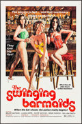 "Movie Posters:Sexploitation, The Swinging Barmaids & Other Lot (Premiere Releasing, 1975).One Sheets (2) (27"" X 41""). Sexploitation.. ... (Total: 2 Items)"