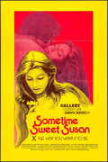 "Movie Posters:Adult, Sometime Sweet Susan (Variety Films, 1975). One Sheet (27"" X 41"") & Photos (8) (8"" X 10""). Adult.. ... (Total: 9 Items)"