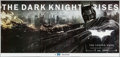 "Movie Posters:Action, The Dark Knight Rises (Dar, 2012). Indian Six Sheet (53.5"" X 110""). Action.. ..."