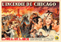 "Movie Posters:Drama, In Old Chicago (20th Century Fox, 1937). French Double Grande (63""X 91.5"") E. Florit Artwork.. ..."