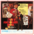 "Movie Posters:Western, For a Few Dollars More (United Artists, 1967). Six Sheet (79.5"" X81"") David Blossom Artwork.. ..."