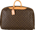"Luxury Accessories:Travel/Trunks, Louis Vuitton Classic Monogram Canvas Alize 55 Bag. Very GoodCondition. 22"" Width x 15"" Height x 5"" Depth. ..."