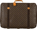 "Luxury Accessories:Travel/Trunks, Louis Vuitton Classic Monogram Canvas Satellite 70 Suitcase. Good to Very Good Condition. 27.5"" Width x 19"" Height x 4..."