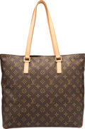 "Luxury Accessories:Bags, Louis Vuitton Classic Monogram Canvas Cabas Mezzo Bag. Very Goodto Excellent Condition. 13"" Width x 13"" Height x 6"" Depth..."