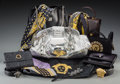 Other, Versace Set of Fourteen; Assorted Accessories. Very GoodCondition. Various Sizes... (Total: 14 Items)