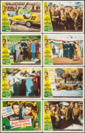 """Movie Posters:Comedy, Buck Privates Come Home (Universal International, 1947). Lobby CardSet of 8 (11"""" X 14""""). Comedy.. ... (Total: 8 Items)"""