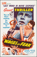 """Movie Posters:Foreign, The Wages of Fear (DCA, 1955). One Sheet (27"""" X 41""""). Foreign.. ..."""