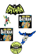 Music Memorabilia:Memorabilia, Jan And Dean Meet Batman Hanging Mobile Display (EMI/Liberty Records, 1966). ...
