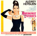 "Movie Posters:Romance, Breakfast at Tiffany's (Paramount, 1961). Six Sheet (79.5"" X 80"")Robert McGinnis Artwork.. ..."
