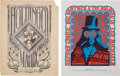 Music Memorabilia:Posters, Big Brother And The Holding Company - Two Concert Handbills(1966)....