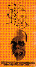 "Music Memorabilia:Posters, Grateful Dead/Big Brother & the Holding Company ""Trip or Freak""Winterland Concert Handbill AOR-2.183 (1967). Very Rare...."