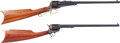 Long Guns:Other, Lot of Two Revolving Rifles.... (Total: 2 Items)