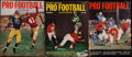 Football Collectibles:Publications, 1947-1949 Pro Football Illustrated Magazine Trio (3). ...