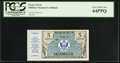 Military Payment Certificates:Series 472, Series 472 5¢ PCGS Very Choice New 64PPQ.. ...