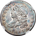 Bust Dimes, 1814 10C Small Date, JR-1, R.3, MS64 NGC....