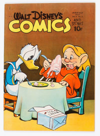 Walt Disney's Comics and Stories #47 (Dell, 1944) Condition: VG-