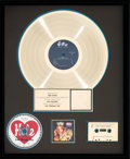 Music Memorabilia:Awards, Hole Live Through This RIAA Gold Record Sales Award (DGC24631, 1994)....