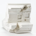 Sculpture, Daniel Arsham (b. 1980). Polaroid (Fr-06), 2008. Plaster with glass fragments. 5-1/2 inches (14.0 cm) high. Ed. 364/500...