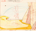 Animation Art:Concept Art, War and Pieces Layout Drawing (Warner Brothers, 1964). ...