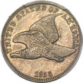 Proof Flying Eagle Cents, 1856 1C Snow-3 PR62 PCGS....