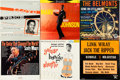 Music Memorabilia:Recordings, Rock and Soul LP Group (Various, 1950s/60s).... (Total: 6 Items)
