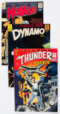 Silver Age (1956-1969):Superhero, T.H.U.N.D.E.R. Agents-Related Group of 4 (Tower, 1960s) Condition: Average VF-.... (Total: 4 Comic Books)